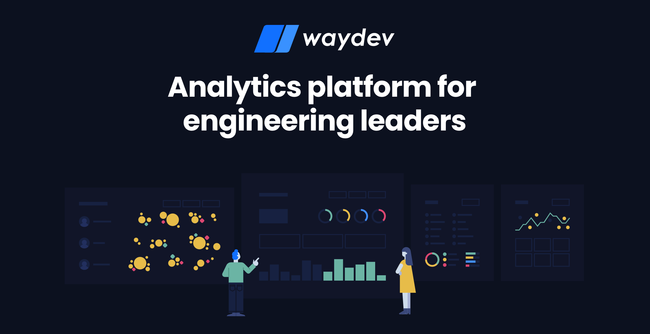 Software development analytics