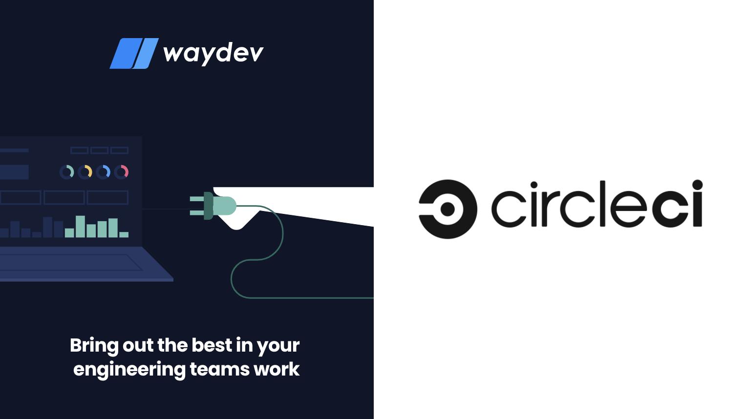 Waydev CircleCI